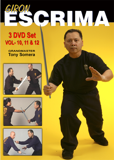 Tony SOmera dvd 10 11 12 3 dvd set