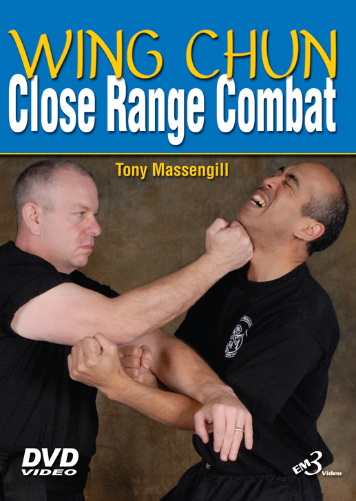 Tony Massengill Close Range